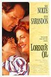 LORENZO'S Oil - Nick NOLTE – Film Poster Plakat Drucken