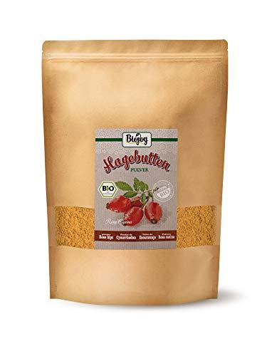 Biojoy BIO-Hagebuttenpulver, gemahlen Rosa Canina (1,5 kg)
