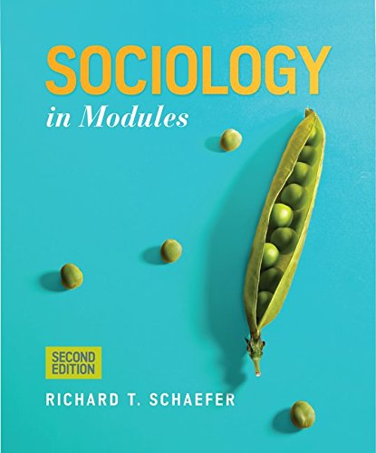 Sociology in Modules with Connect Plus Access Card