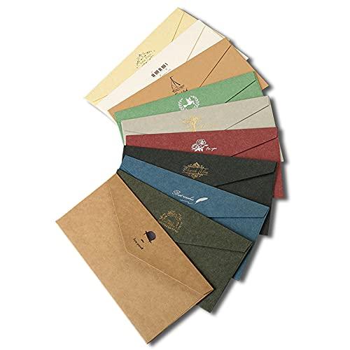 Sobres Papel Regalo Colores Marca Kytpyi