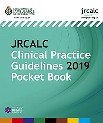 Jrcalc Clinical Guidelines 2019 Pockt Dg by Class Professional
