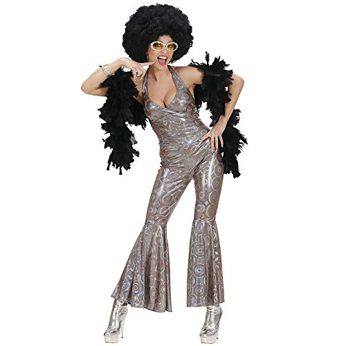 Widmann - Cs927376/m - Costume Dancing Queen Holographique Taille M