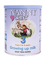 Goat milk based drink suitable for toddlers from 1-3 years Source of Vitamin D, and Vitamin C which contributes to the normal function of the immune system Complementing your toddler's healthy, balanced diet and supporting their growing needs goat mi...