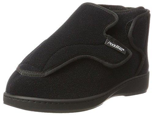 Podowell ALTITUDE Unisex-Erwachsene Sneaker, Schwarz, 46 EU