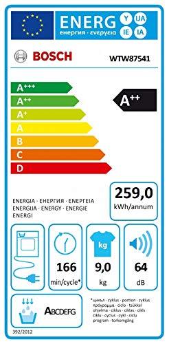Bild 11: Bosch WTW87541 Serie 8