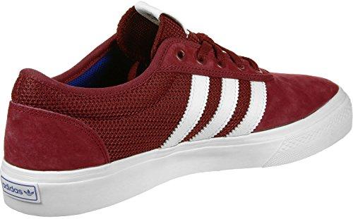 Adidas Adi-Ease, Zapatillas de Deporte Unisex Adulto, Rojo (Buruni/Ftwbla/Reauni 000), 48 EU