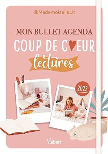 Mon bullet agenda coup de cœur lectures 2022 (2021)