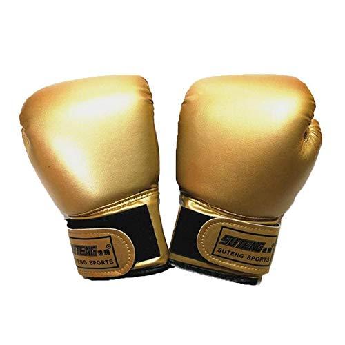 HUAGE Los Guantes de Boxeo para Niños Son Adecuados para 3-