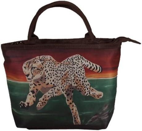 Animal Small Alternative dealer Vegan Handbag trend rank - Paintings Original My From