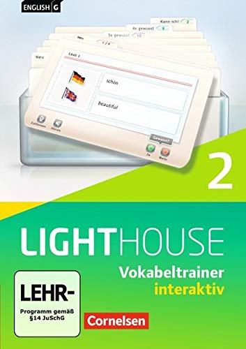 English G Lighthouse - Allgemeine Ausgabe: Vokabeltrainer interaktiv - Band 2: 6. Schuljahr: CD-ROM