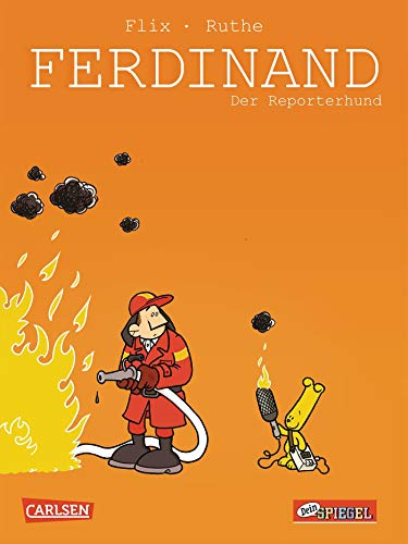 Ferdinand 1: Der Reporterhund (Kindercomic) (1)
