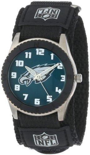 Game Time Youth NFL Rookie Black Watch - Philadelphia Eagles