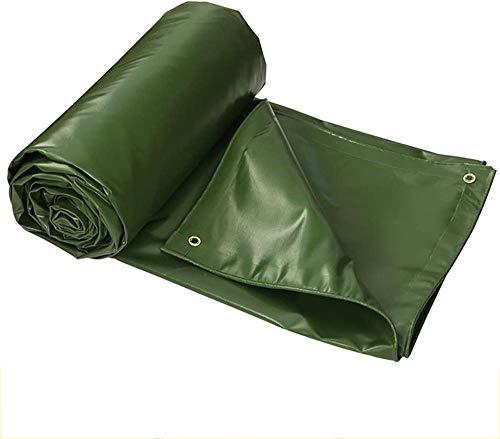 FFJD Waterproof Tarpaulin Heavy Duty Outdoor Camping Tarpaulin Anti-oxidation Tear Resistance-2m×3m