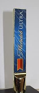 Michelob Ultra Vintage Mini Shot Gun Style Beer Tap Handle Keg Marker