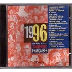 Les plus belles chansons françaises 1996 CD