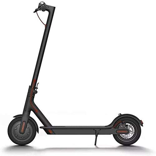 Elektro-Scooter Adult Mit App 250w 30km Folding E-Roller 6AH Elektro-Scooter for Erwachsene, Stadt und Stadt-Pendler mit Leichtklapprahmen