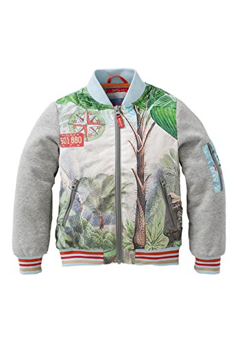 Oilily Jungen Recycled Polyester Bomberjacke Cody YS17BCO502