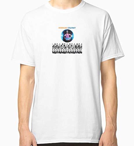 Morgani110720a601 PA Shirt Gr. S, Rodriguez Cold Fact, klassisches T-Shirt für Damen und Herren.