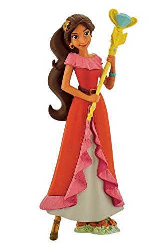 Comansi- Bullyland 13250-Figura, Walt Disney Avalor, Elena, Figura Pintada a Mano, Libre de PVC, para niños para el Juego imaginativo, Color Colorido (13250)