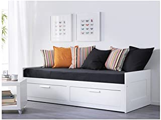 ikea brimnes daybed mattress