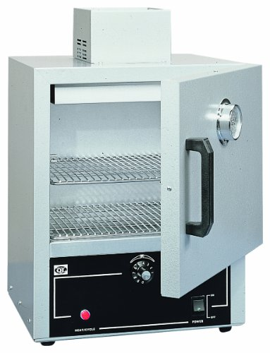 Quincy 10AF Bi-Metal Forced-Air Laboratory Oven, 0.6 Cubic Feet/17 Liter Capacity, 450 Degrees F/232 Degrees C Maximum Temperature, 120V