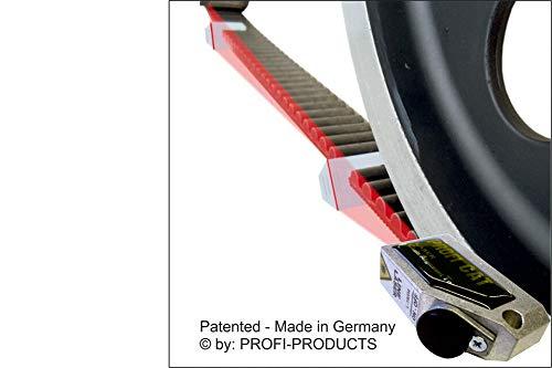 PROFI PRODUCT 396-703 Profi Products SE-CAT LINE, Alu-Ausführung, Kettenfluchttestgerät