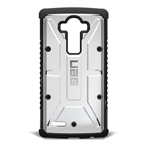 URBAN ARMOR GEAR [UAG] LG G4 Feather-Light Composite [Ice] Military Drop Tested Phone Case