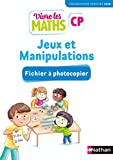 Vivre les maths - Fichier Jeux et manipulations CP