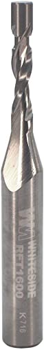 2021 Whiteside sale Router Bits RFT1600 1/8-Inch Cutting Diameter and 2021 Spiral Flush Trim Bit with Up Cut outlet sale