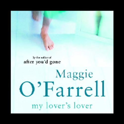 My Lover's Lover audiobook cover art