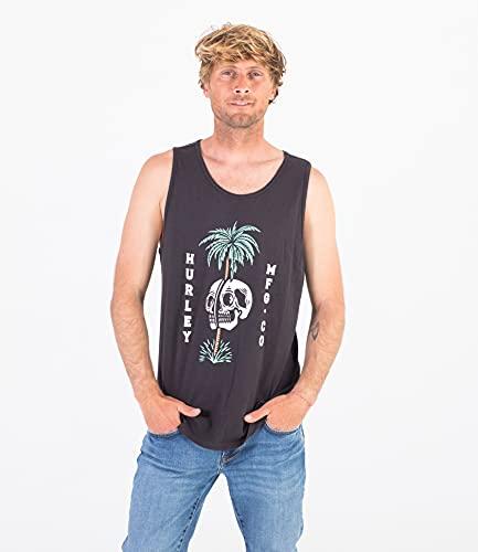 Hurley M Evd Wash Skull Slicer Tank