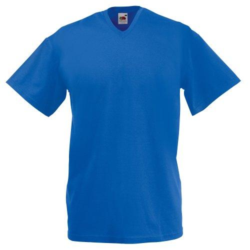 Fruit Of The Loom - Camiseta para hombre, manga corta, cuello de...