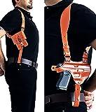 Rig for Glock 19 Leather Shoulder Holster...