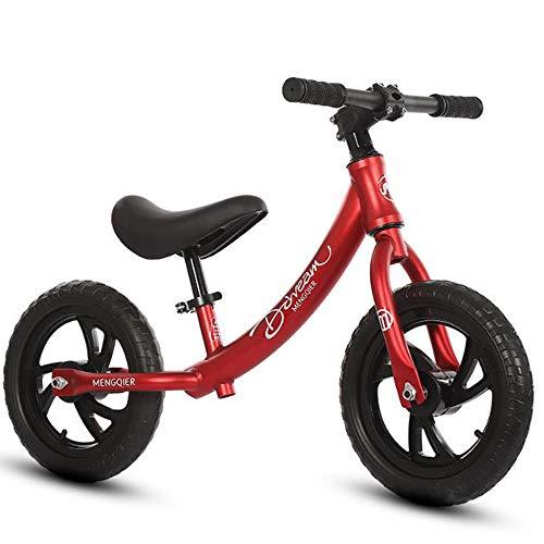 New ZTBXQ Toddler Top First Birthday Gift Kids' Balance Bikes Walker Ridekids Balance Bike 2 Years 1...
