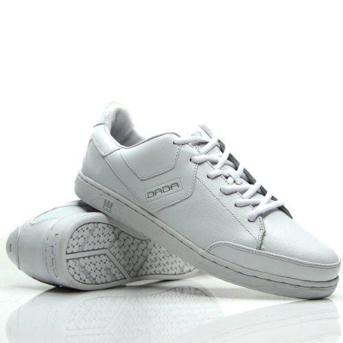 Dada Supreme Ace Supreme Cv Low-Sneaker Weiß