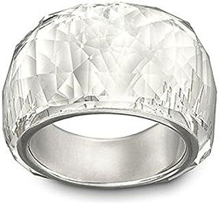 bed8de08584e Amazon.es: anillos plata mujer swarovski: Joyería