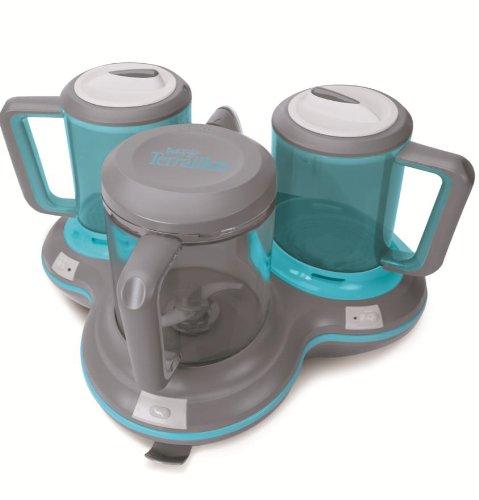 Petit-Terraillon - Robot de cocina 3 en 1, color azul
