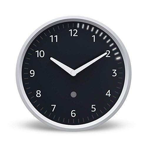 Echo Wall Clock - Consulta los temporizadores de un vistazo - Requiere un dispositivo Echo compatible