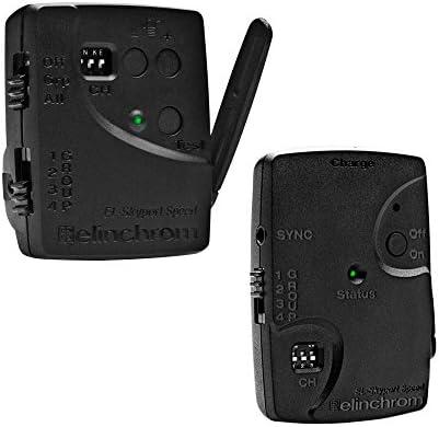 Elinchrom Skyport Universal Speed Set Kamera