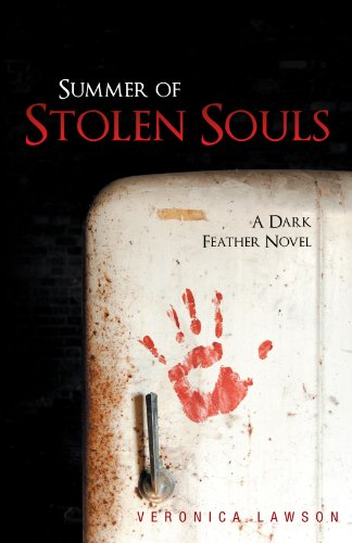 Book: Summer of Stolen Souls - A Dark Feather Novel by Veronica Lawson