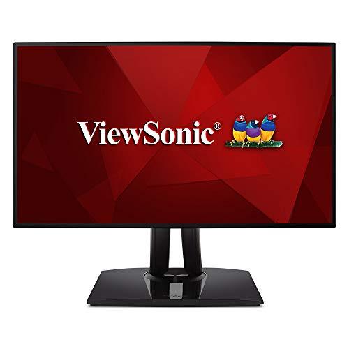 ViewSonic VP2768 - 27 pollici WQHD 2560X1440 Monitor professionale per fotografia e grafica avanzata (60z, 1440p, 100% sRGB, Delta E
