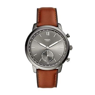 Fossil Hybrid Smartwatch Neutra Amber