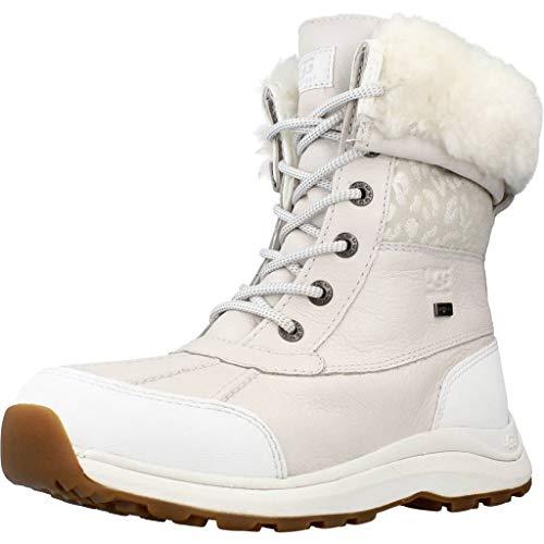 Ugg Botas Mujer Adirondack III Snow para Mujer Blanco 37 EU