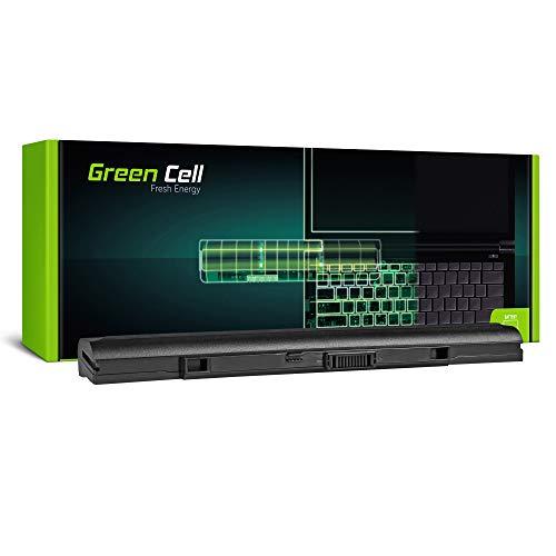 Green Cell Standard Serie A42 U53 Laptop Akku fur ASUS U33 U33J U33JC U43 U43F U43J U43JC U52 U53 8 Zellen 4400mAh 148V Schwarz