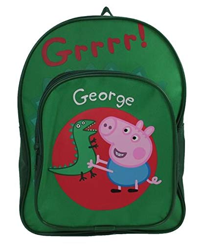 Official Licensed Character Arch Green Backpack | 30 x 21 x 11cm