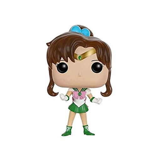 Funko Pop Animation : Sailor Moon - Sailor Jupiter 3.75inch Vinyl Gift for Anime Fans (Without Box) SuperCollection