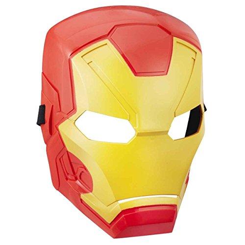 Hasbro Marvel The Avengers Maske Iron Man