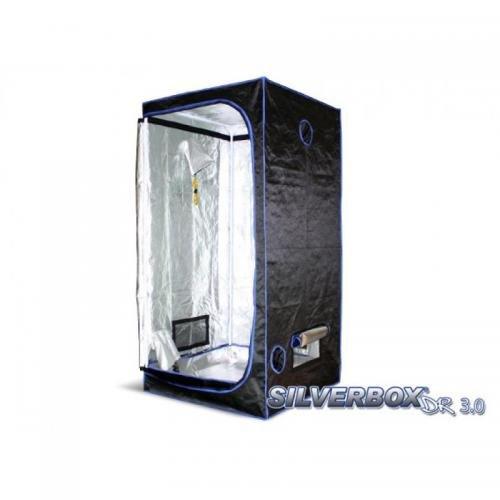 Silverbox DR3 Growbox 100x100x205cm, Grow Tent, Homelab, Homebox, Greenhouse