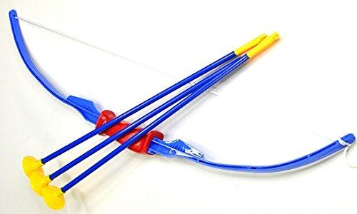 DC Arc Avec Poignee 70 cm 3 Fleches Ventouses - Robin Garcon Enfant - 862