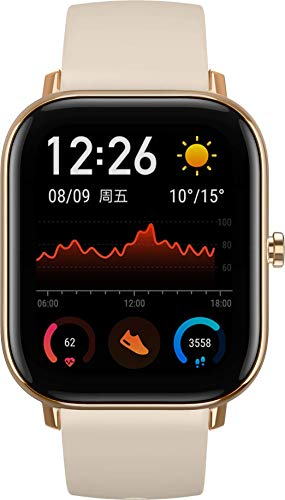 Amazfit GTS Reloj Smartwatch Desert Gold (Reacondicionado)